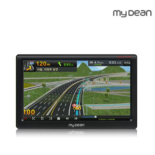 마이딘 거치&매립 겸용 7인치 내비게이션 AX8000 16G