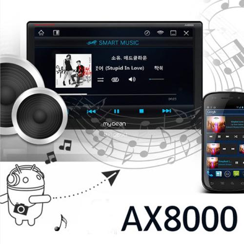 마이딘 거치&매립 겸용 8인치 내비게이션 GX200 8G