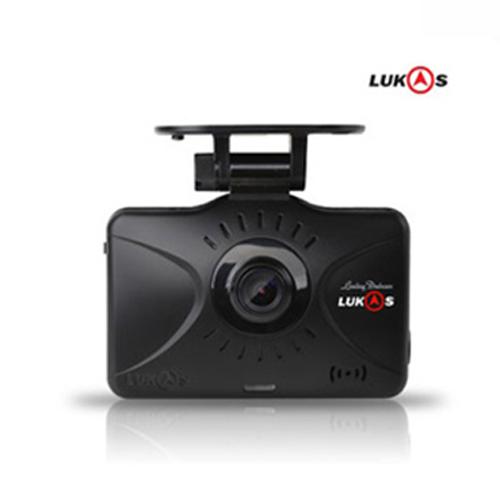 루카스 3.5인치 풀터치LCD 2채널(FHD+HD) 블랙박스 R900 16G