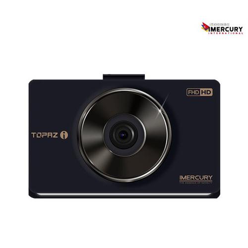 아이머큐리 토파즈 4인치 풀터치LCD 2채널(FHD+HD) 블랙박스